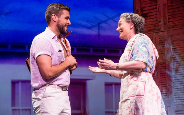 BWW Interview: He Can't Be Stopped! Josh Segarra Opens Up About ON YOUR FEET!, TRAINWRECK and Life Before Broadway