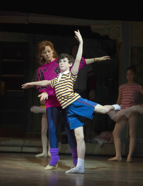 Photo Flash: West End's BILLY ELLIOT Posts Closing Date; A Look Back at the Show's Run!