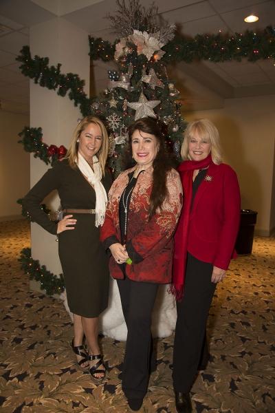 Erin Murphy, Donelle Dadigan and Ilene Graff