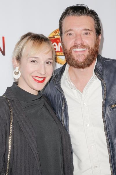 Anna Kerrigan, Jason Butler Harner Photo