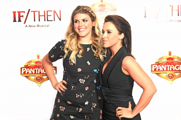 Molly Tarlov and Lacey Chabert