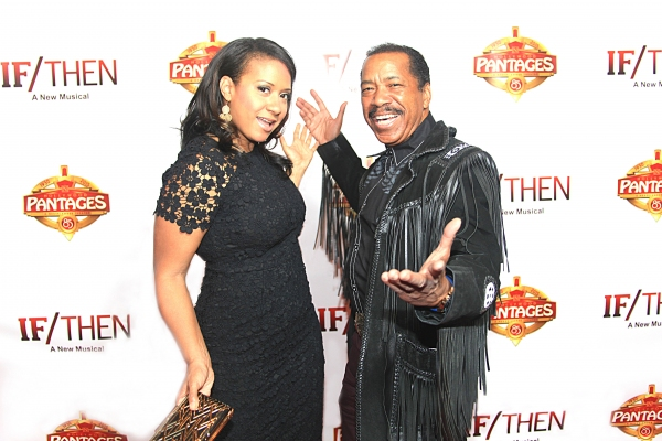Tracie Thoms and Obba Babatunde