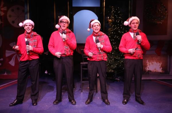 Jose Luaces as Sparky, John-Michael Zuerlein as Smudge, Ciaran McCarthy as Jinx, and Bradley Beahen as Frankie