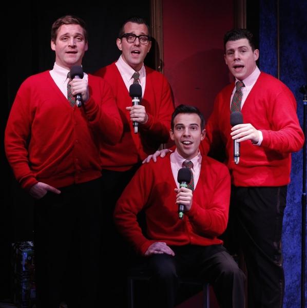 Bradley Beahen as Frankie, John-Michael Zuerlein as Smudge, Jose Luaces as Sparky, an Photo