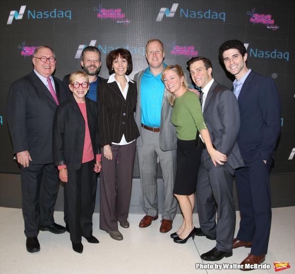 Bruce Jordan, Marilyn Abrams,  Jeremy Kushnier, Lynne Wintersteller, Patrick Noonan, Kate Middleton, Jordan Ahnquist and Adam Gerber