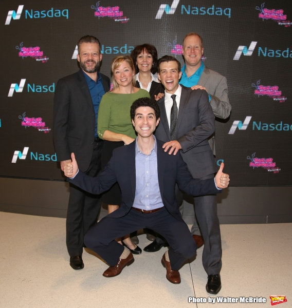 Jeremy Kushnier, Kate Middleton, Lynne Wintersteller, Adam Gerber, Jordan Ahnquist and Patrick Noonan