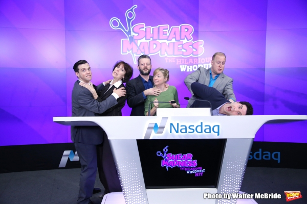 Jordan Ahnquist, Lynne Wintersteller, Jeremy Kushnier, Kate Middleton, Patrick Noonan Photo