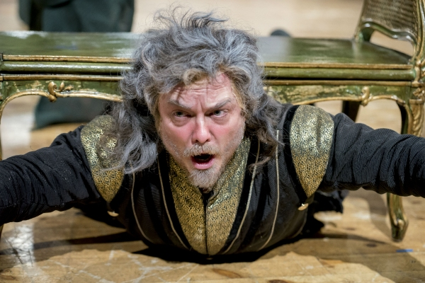 Guy Roberts as Sir Toby Belch Photo