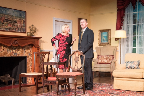 Photo Flash: First Look at THE FOURTH WALL at Firehouse Theatre