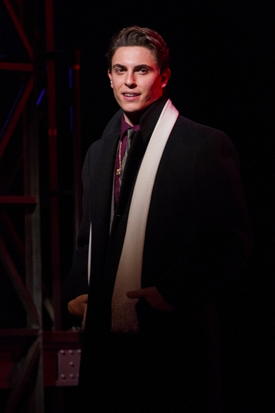 Photo Flash: First Look- Matthew James Thomas, Derek Klena, and More Lead DINER at Delaware Theatre Company