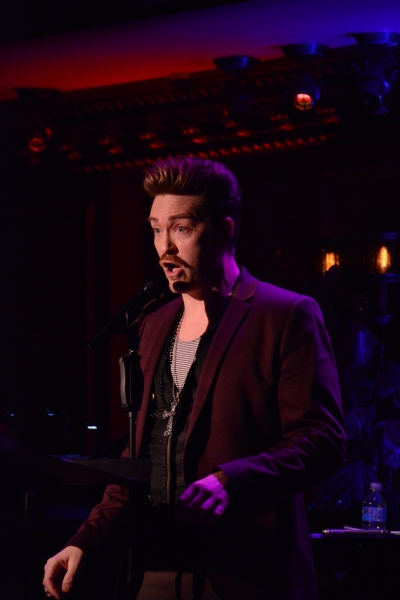 Photo Coverage: Josh Young, Emerson Steele & More Sing WHISTLE DOWN THE WIND at Feinstein's/54 Below