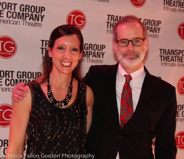 Lori Fineman and Jack Cummings III