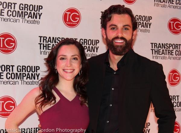 Jessica Fontana and Zak Resnick