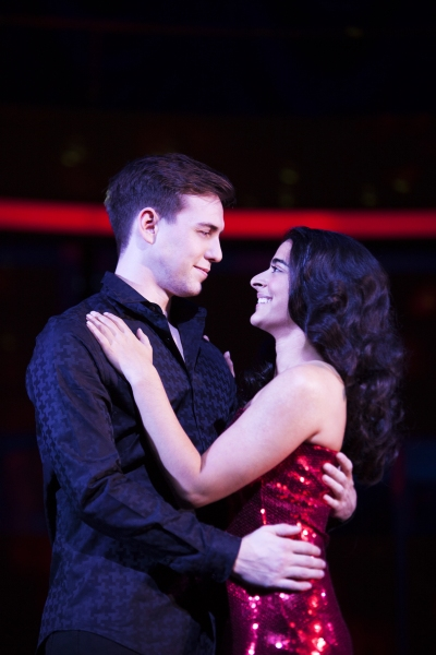 Photo Flash: First Look at Jamie Muscato & More in West End's BEND IT LIKE BECKHAM