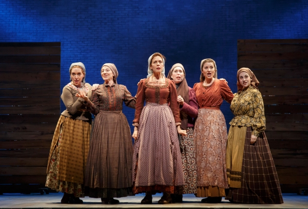 Photo Flash: First Look at Danny Burstein & Company in FIDDLER ON THE ROOF!