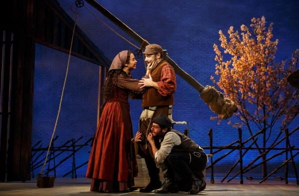 Photo Flash First Look At Danny Burstein Amp Company In