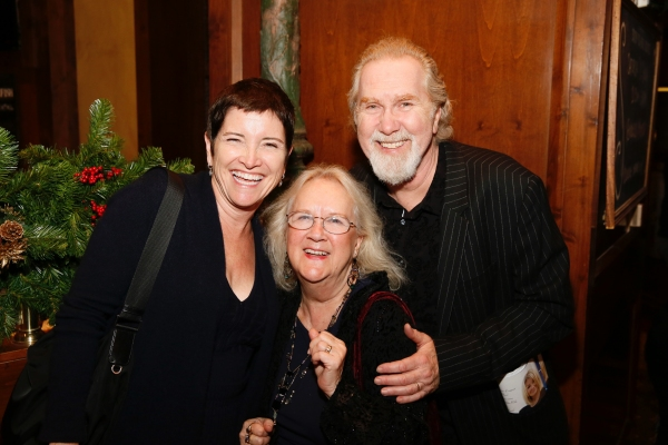 CTG Board President Kiki Ramos Gindler, actress Dawn Didawick and actor Harry Groener