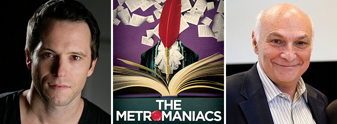 Christian Conn and More Lead THE METROMANIACS, Beginning Tonight at The Old Globe