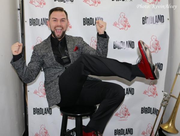 Photo Flash: Daniel Reichard Performs UNDER THE MISTLETOE! at Birdland