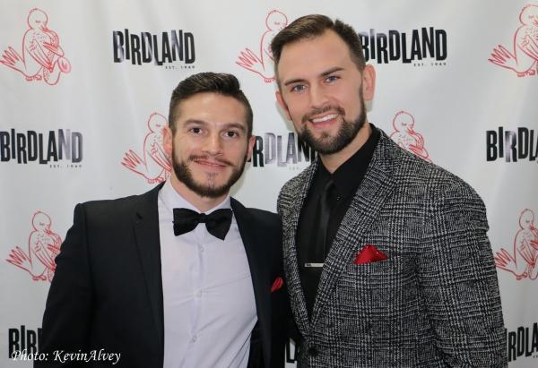 Jesse Vargas and Daniel Reichard
