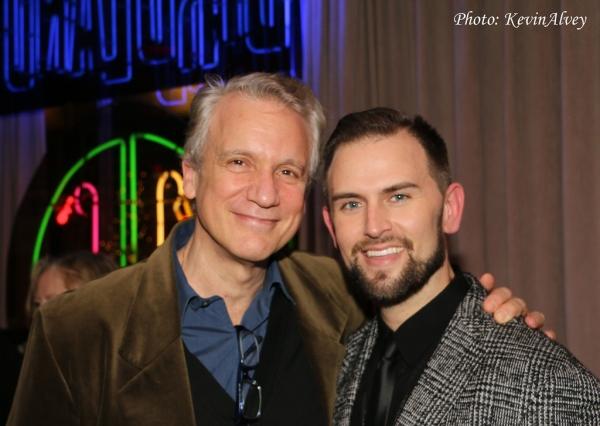 Rick Elice and Daniel Reichard