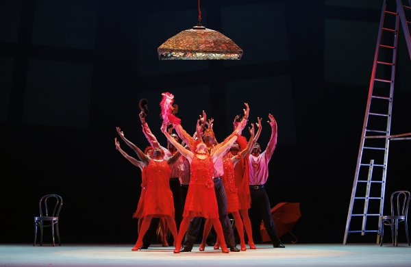 Alvin Ailey''s BLUES SUITE