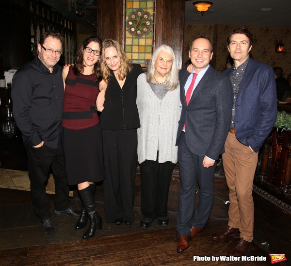 Photos: Playwrights Horizons Celebrates Opening Night of MARJORIE PRIME