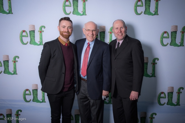 Photo Flash: Go Inside ELF's Opening Night at Theater Madison Square Garden!