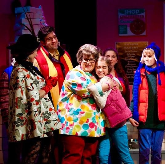 Photo Flash: First Look at Pantochino's CHRISTMAS COOKIES! THE MUSICAL