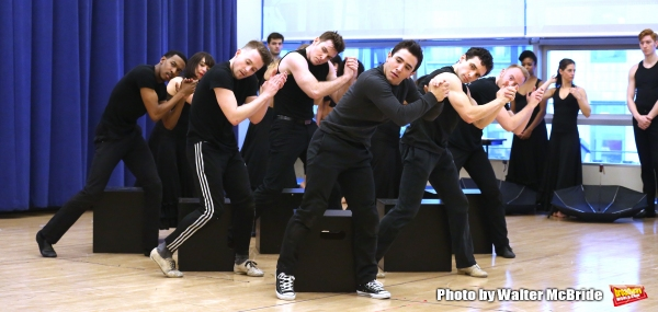 Photo Coverage: In the Studio with American Dance Machine for The 21st Century!