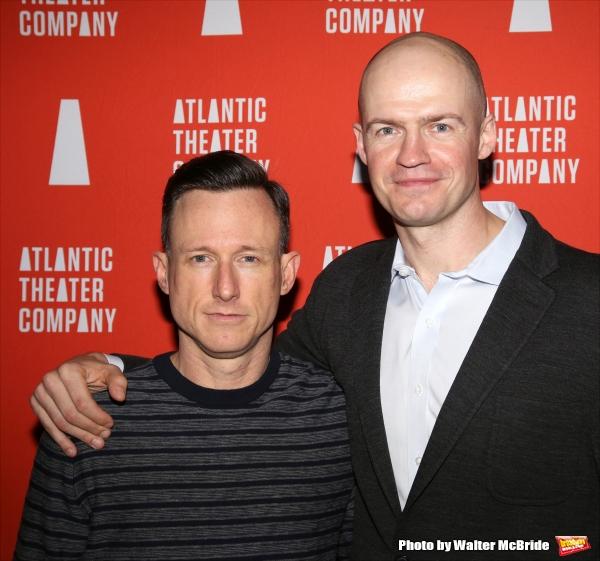 Brad Heberlee and Adam O''Byrne