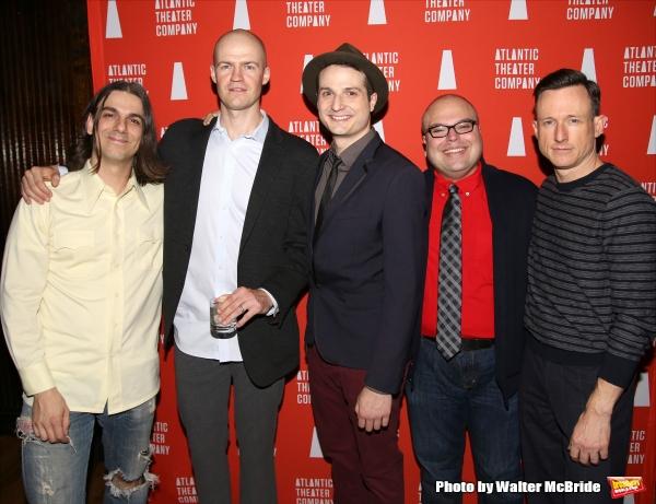 Lucas Papaelias, Adam O''Byrne, Bryan Fenkart, Tony Manna and Brad Heberlee