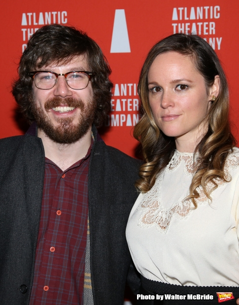 John Gallagher Jr. and Libby Winters