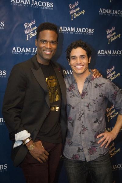 Derrick Davis, Adam Jacobs