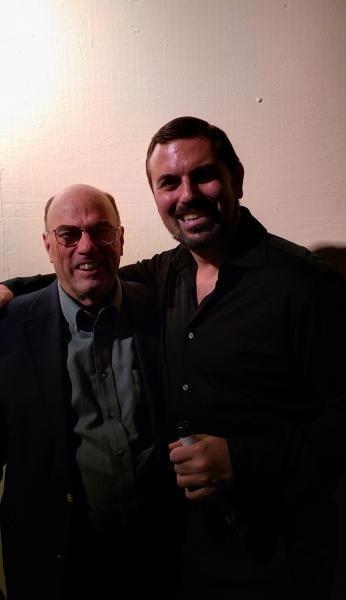 TAPPAN WILDER (the playwright's nephew) and JOHN PASHA