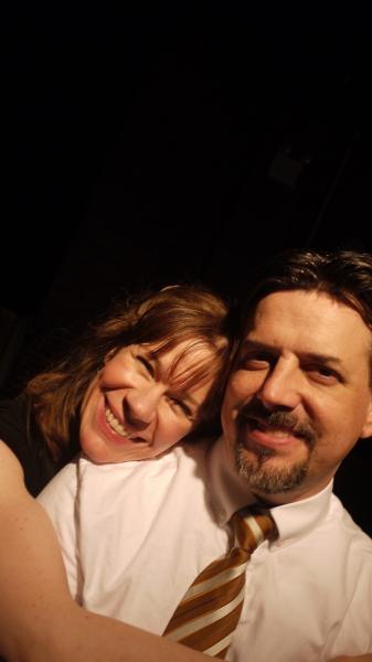 BARBRA WENGERD with husband KELLY COOPER