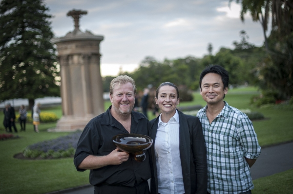Steve Rodgers, Lee Lewis and Darren Yap