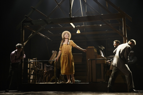 Photo Flash: Broadway-Bound BRIGHT STAR Arrives at the Kennedy Center!