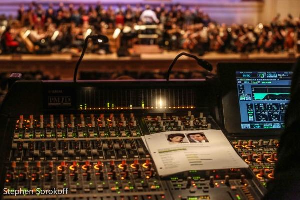 Carnegie Hall  Lights & Sound