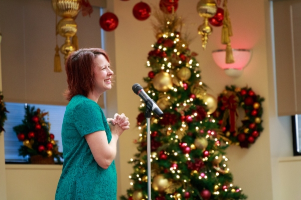 Photo Flash: Paper Mill Playhouse Brings A CHRISTMAS STORY to Sing For Your Seniors