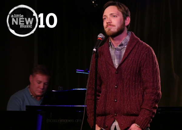 Brian Graden (piano) and Ben Boquist (vocals) perform their song ''Remember Me''. Photo by amy francis schott.
