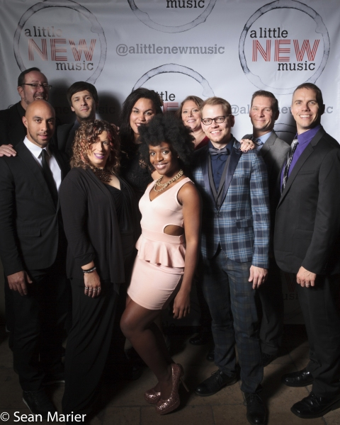 The producers of ALNM10: (front) Kila Packett, amy francis schott, Katherine Washingt Photo