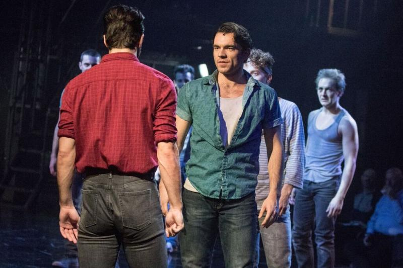 BWW Review: Fresh and Exuberant WEST SIDE STORY at Signature Theatre