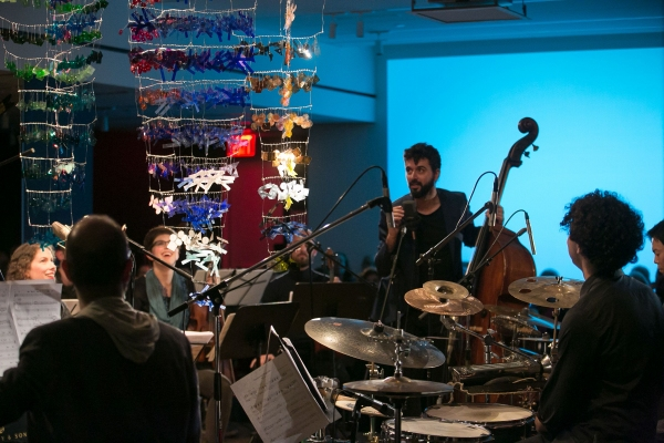 Photo Flash: CHROMA Fuses Jazz, Classical, Folk and World Music at Onassis Cultural Center NY