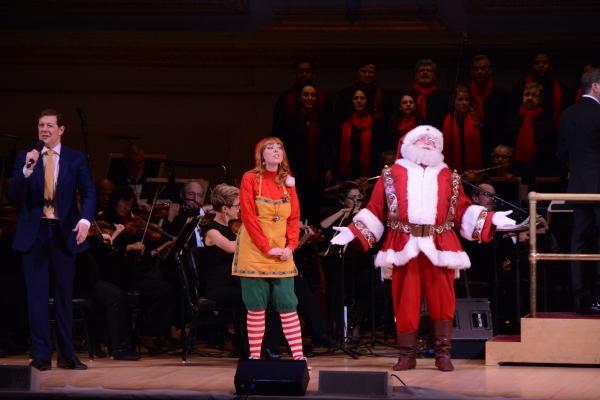 John Bolton, Sprinkles and Santa Claus