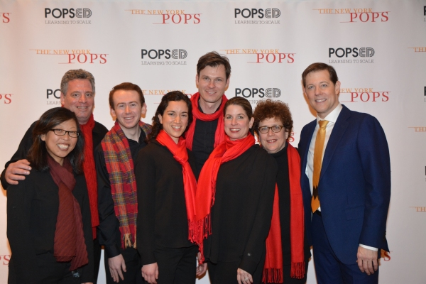 Photo Coverage: The New York Pops Presents A CHARLIE BROWN CHRISTMAS, with John Bolton!