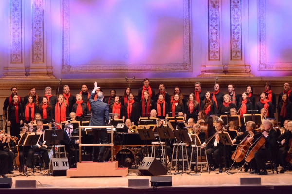 Steven Reineke, The New York Pops and Essential Voices USA