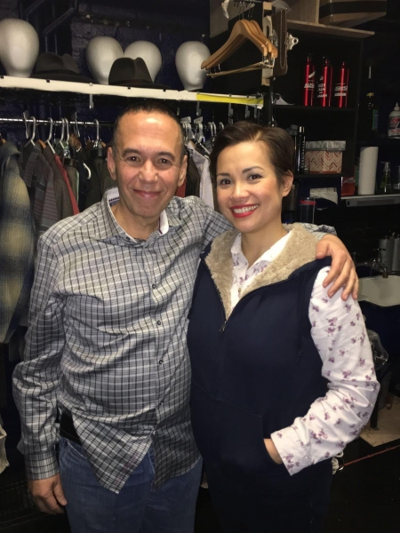 Gilbert Gottfried, Lea Salonga