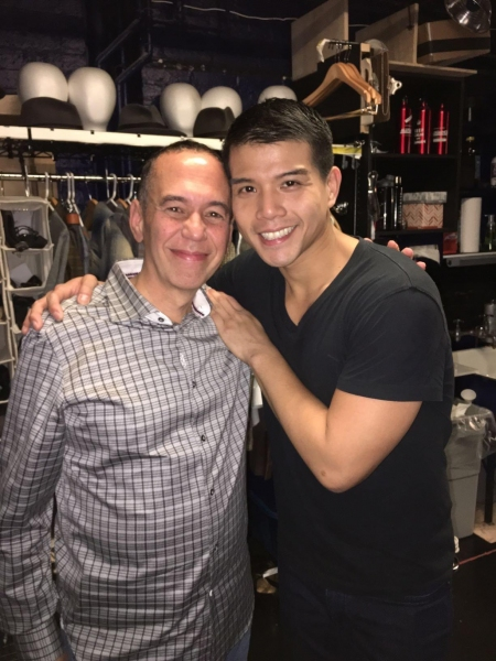 Gilbert Gottfried, Telly Leung