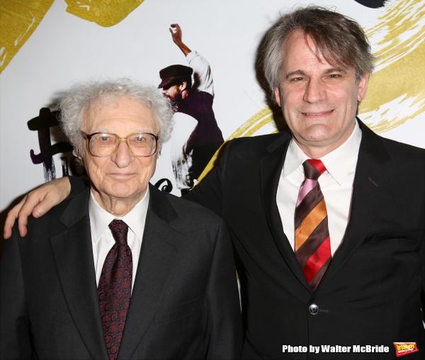 Sheldon Harnick and Bartlett Sher